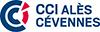 El sitio de CCI Alès Cévennes