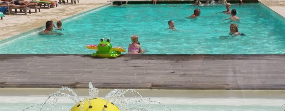 piscine chauffee cevennes