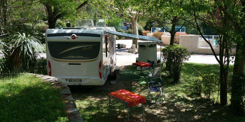 les vacances pas cher en caravane ou en camping car dans les Cévennes