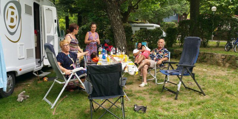 vacances entre amis dans les Cévennes
